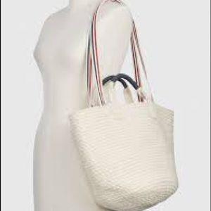 Gap Jute Tote Bag NWT